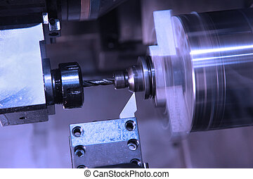 金屬加工, industry:, cnc, 車床