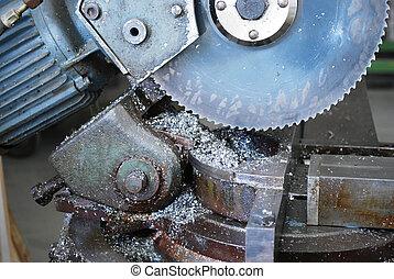 金屬, 工業, 看見