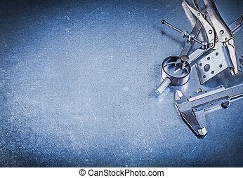 金屬, 鎖, 頜, 鉗子, 滑動, 卡尺, 操練, 角度, 酒吧, 建立