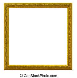 金色, 框架