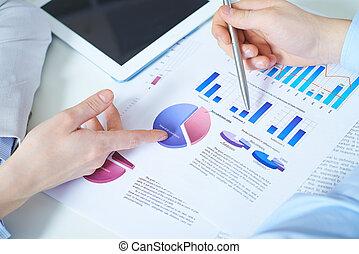 金融の報告