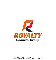 金融, 矢量, 团体, 签署