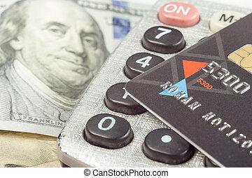 金融, 錢, 分析, 信用, 人物面部影像逼真, 市場, 會計, 鋼筆, 卡片, 股票