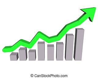 金融, chart.
