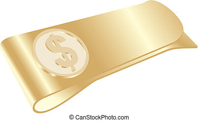 金, お金 クリップ, ∥で∥, ドル