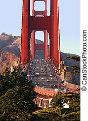金 ゲート 橋