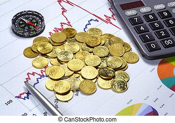 金, 投資, 概念