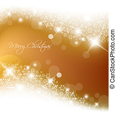 金, 抽象的, クリスマス, 背景