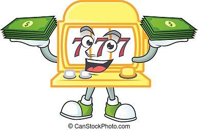 金, 有名, スロット, お金, 特徴, 手, 豊富, 機械, 漫画