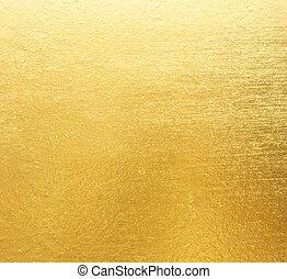 金, 磨光金屬, 鋼, texture.