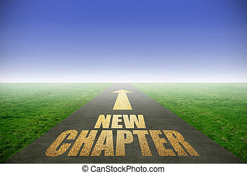 金, 章, 新しい, 道
