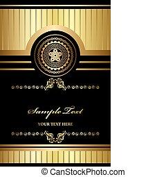 金, 葡萄酒, 框架
