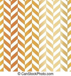 金, 金, 勾配, 抽象的, pattern., seamless, バックグラウンド。, デザイン, 山形そで章, 幾何学的, element.