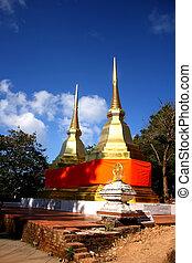 金, 2, stupa
