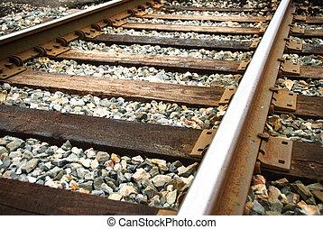 鉄道, up-close