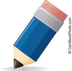 鉛筆, 光景