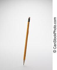 鉛筆, 単一