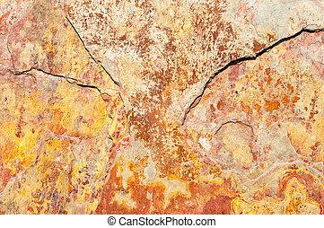 鉱石, 手ざわり