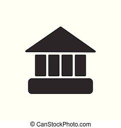 銀行, アイコン