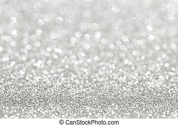 銀, 背景, クリスマス
