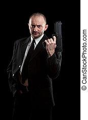 銃, ビジネスマン