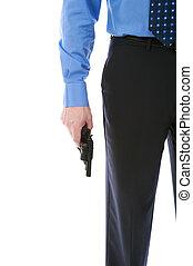 銃, 保有物, 人