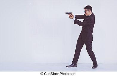 銃, 保有物, 痛みなさい, 人