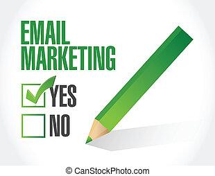 銷售, 設計, 電子郵件, 插圖, 不