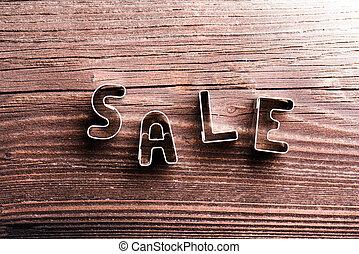 銷售, composition., 演播室 射擊