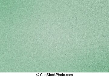 鋼鉄, ステンレス食器, 抽象的, 緑の背景, 手ざわり