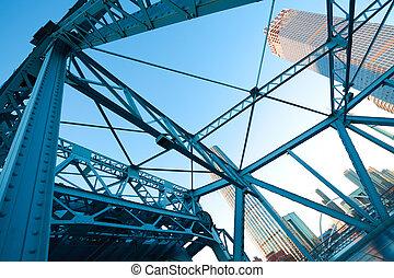 鋼鉄, 橋