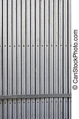 鋼, 柵欄