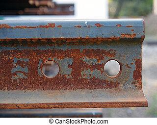 鋼, 橫樑, 腐蝕