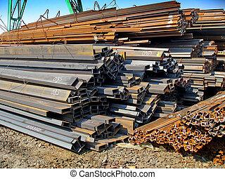 鋼, 產品