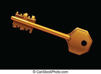 錠を開けなさい, ベクトル, 引っ越し, doo, キー