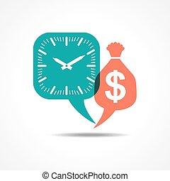 錢, 概念, 時間