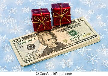 錢, 禮物