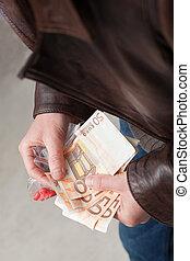 錢, 計數