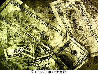 錢, 01b, 骯髒