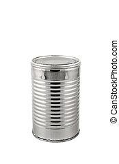 錫, 銀, 缶