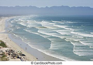錯誤, 海灣, 南非
