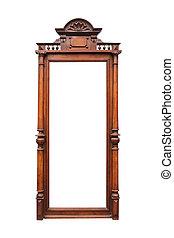 鏡, フレーム