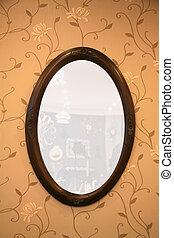 鏡, 背景