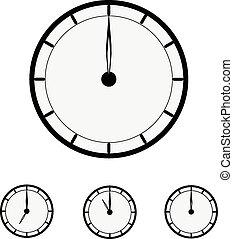 鐘, 圖象