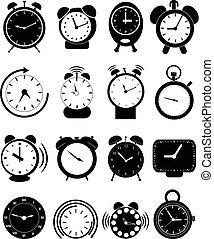 鐘, 圖象, 集合