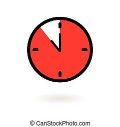 鐘, 插圖