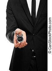 鐘, 警報, 手 藏品, 小, 商人