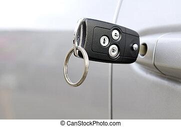 鑰匙, oc, 汽車