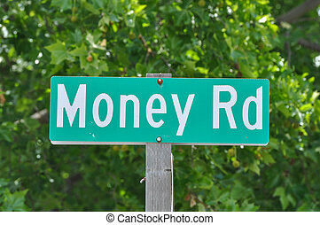 钱, 概念, 道路