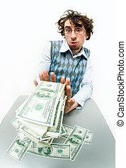 钱, 许多